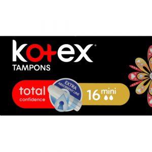 Kotex Tampons Mini