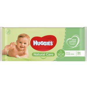 Huggies Wipes Aloe Vera Natural Care