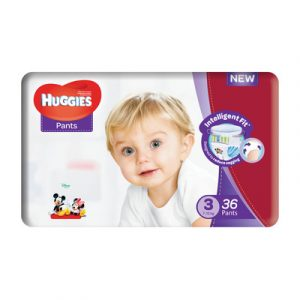 Huggies Nappy Pants - Carry Pack Size 3