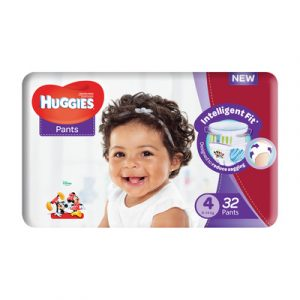 Huggies Nappy Pants - Carry Pack Size 4