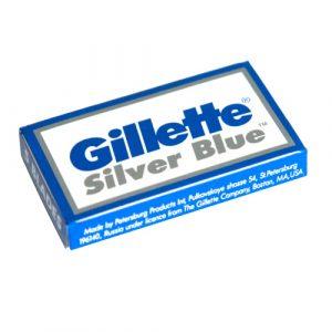 Gillette Silver Blue Platinum