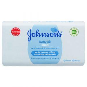 J&J Baby Soap Oil