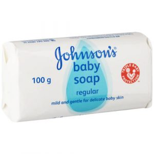 J&J Baby Soap Regular
