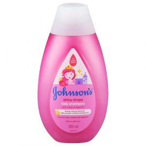 J&J Shiny Drops Kids Shampoo (300ml)*6
