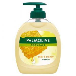 Palmolive Liquid Hand Wash Naturals Milk & Honey