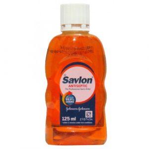 Savlon Liquid Antiseptic 125ml