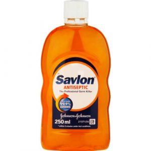 Savlon Liquid Antiseptic 250ml