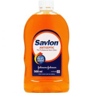 Savlon Liquid Antiseptic 500ml