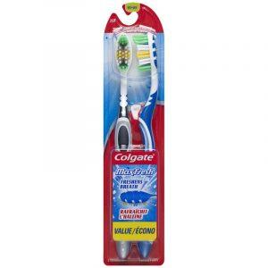 Colgate Toothbrush Max Fresh Twin Pack
