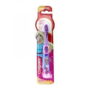 Colgate Toothbrush 2-5 Batman & Barbie