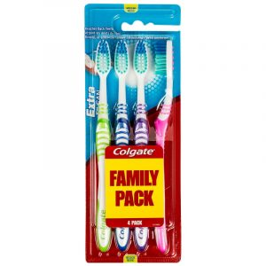 Colgate Toothbrush Extra Clean Medium - Family Pack