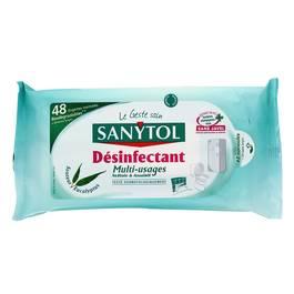 Sanytol Multi-purpose Disinfectant Wipes