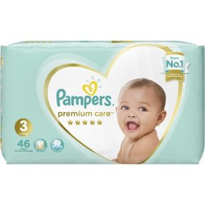 Pampers Diapers S3
