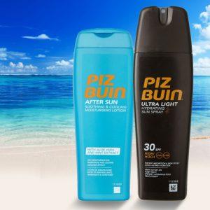 Piz Buin Mix Pack