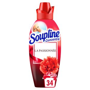 Soupline - Red Peony