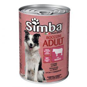Simba Monge Dog Food - Beef (0.415kg)