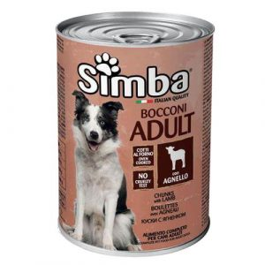 Simba Monge Dog Food - Lamb (0.415kg)