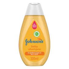 J&J Baby Shampoo Pure & Gentle Daily Care(300ml)