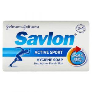 Savlon Hygiene Soap Deo Active Fresh