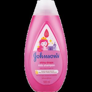 J&J Shiny Drops Kids Shampoo (500ml)*6