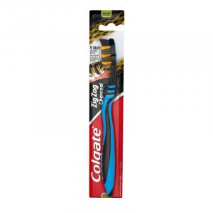 Colgate Toothbrush Zig Zag Charcoal