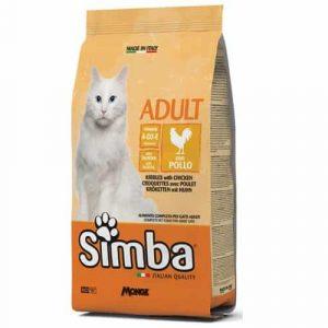 Simba Monge Cat Food Croquettes Chicken